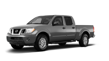Frontier Crew Cab SV 4x4 at
