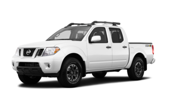 Frontier Crew Cab PRO-4X 4x4 at