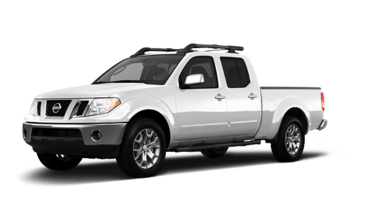 Frontier Crew Cab SL 4x4 at