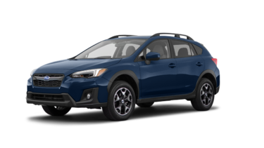 Crosstrek Sport w/ Eyesight CVT