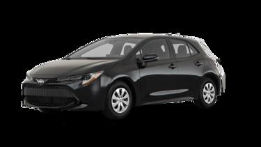 Corolla Hatchback Hatchback CVT