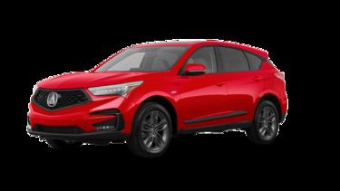 RDX SH-AWD A-Spec at