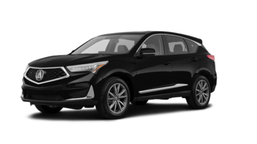 RDX SH-AWD Platinum Elite at
