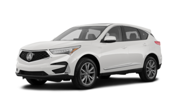 RDX SH-AWD Platinum Elite at