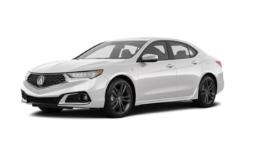 TLX 2.4L P-AWS w/Tech Pkg A-Spec Red