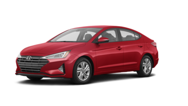 Elantra Sedan Preferred IVT Sun and Safety