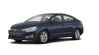 Elantra Sedan Preferred IVT Sun and Safety