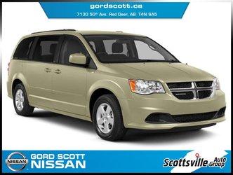 2014 Dodge Grand Caravan SE Canada Value, Cloth, Bluetooth, A/C