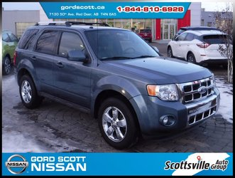 2011 Ford Escape Limited 4WD, Heated Leather, Sunroof, SYNC