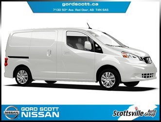 2018 Nissan NV200 SV Technology Package
