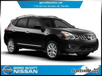 2013 Nissan Rogue SV AWD, Cloth, Cruise, A/C, Clean