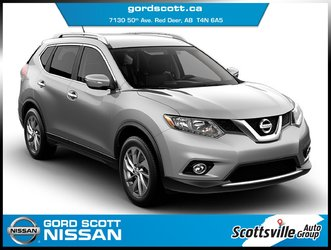 2015 Nissan Rogue SL AWD Premium, Leather, Bose, Safety Shield