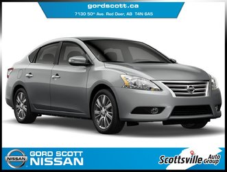 2014 Nissan Sentra SR Premium, Cloth, Sunroof, Navigation, Bose