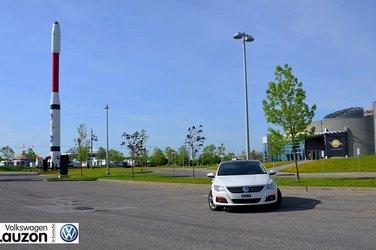 Essai routier de la Volkswagen CC 2012 d'occasion
