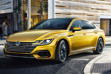First Preview of All-New Volkswagen Arteon