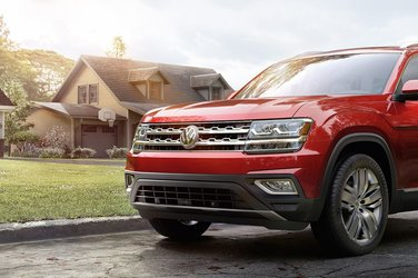 2019 VW Atlas - The Alpha of SUVs