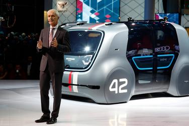 Volkswagen Roadmap E