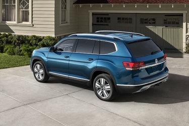 Le Volkswagen Atlas 2018 est le véhicule familial par excellence