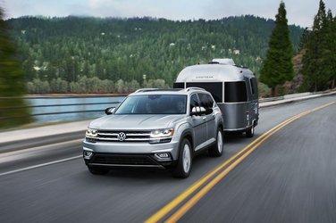Essais routiers du Volkswagen Atlas 2018