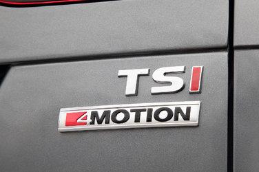 Le système de traction intégrale 4Motion expliqué