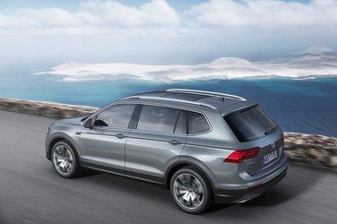 2018 Volkswagen Tiguan: Seven Passengers, Three Versions, One Engine