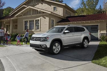 Volkswagen Atlas 2019 : venez l'essayer dès aujourd'hui