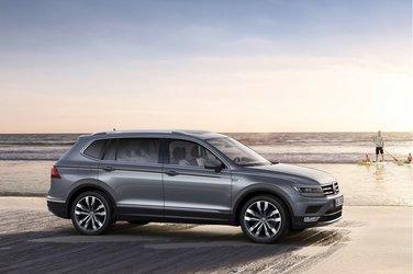 Les trois VUS Volkswagen 2017 combleront tous les besoins