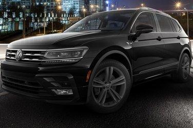 Quelques essais routiers avec le VW Tiguan 2018