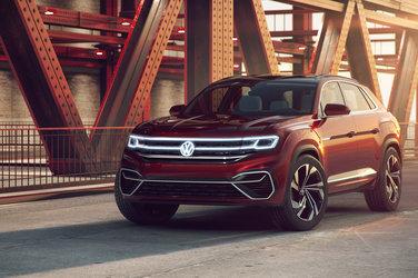 Volkswagen confirme l'arrivée du Atlas Cross Coupe en 2019