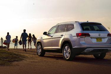 Pourquoi acheter un Volkswagen Atlas 2019