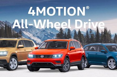 Volkswagen's 4MOTION® All-Wheel Drive System and Your Business