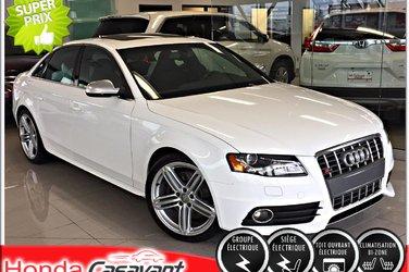 Audi S4 AWD 2011