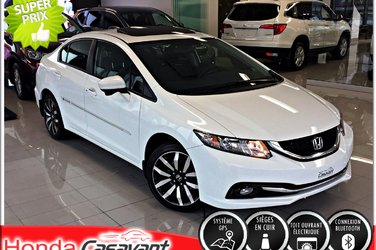 Honda Civic TOURING 2015