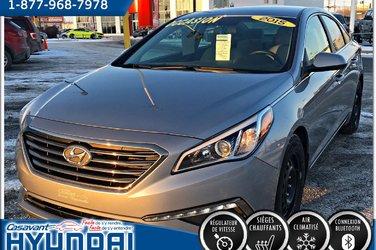 Hyundai Sonata GL ** CAMERA DE RECUL ,MAGS ** 2015