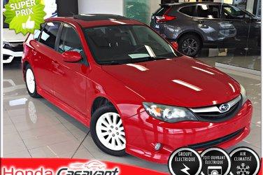 Subaru Impreza 2.5L 2010