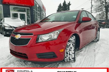 Chevrolet Cruze LT TURBO*JAMAIS ACCIDENTÉ*AUTOMATIQUE 2013