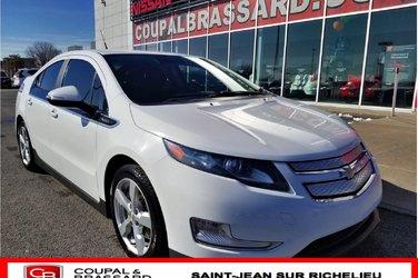 Chevrolet Volt BASE*BLUETOOTH*GPS*CHAINE AUDIO BOSE* 2014