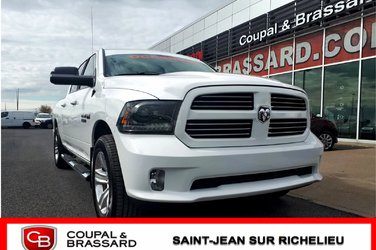 Ram 1500 SPORT Sport*Suspension a l'air*5.7 HEMI*Toile de boite* 2015