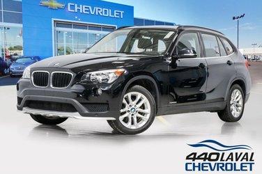 BMW X1 XDRIVE28I PREMIUM awd toit ouvrant bluetooth 2015