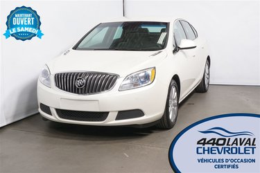 Buick Verano COMMODITE, DEMARREUR, CAMERA 2015