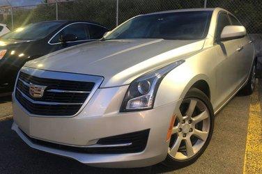 2015 Cadillac ATS AWD 2.0L turbo cuir toit ouvrant caméra de recul