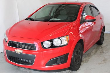 2015 Chevrolet Sonic LS A/C BLUETOOTH