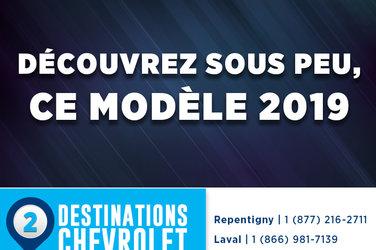 2019 Chevrolet Traverse Premier, 3.6L, AWD