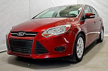Ford Focus SE BLUETOOTH TOIT OUVRANT JAMAIS ACCIDENTÉ 2014