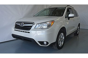 2015 Subaru Forester 2.5i TOURING TOIT PANORAMIQUE MAGS