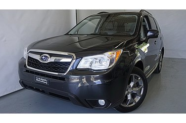 2015 Subaru Forester 2.5i LIMITED GPS CUIR TOIT PANORAMIQUE