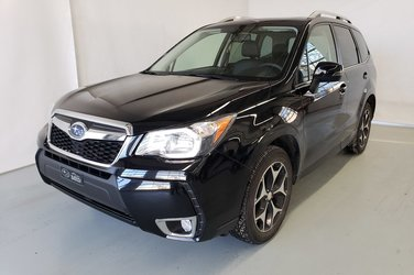 Subaru Forester 2.0XT Limited TOIT PANORAMIQUE TURBO CUIR GPS 2016