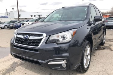 2018 Subaru Forester 2.5i Limited, AWD