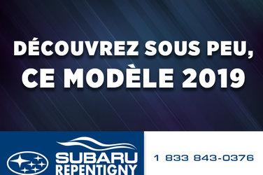 2019 Subaru IMPREZA 5DR WGN 2.0i TOURING MANUAL