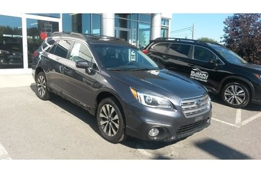 2016 Subaru Outback 3.6R LIMITED CUIR TOIT OUVRANT GPS